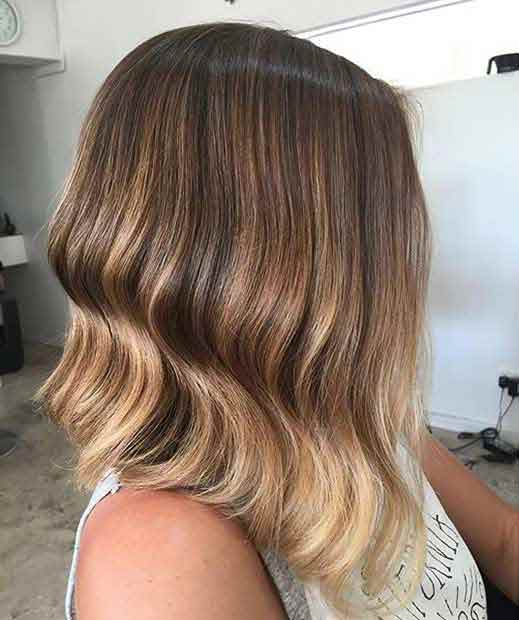 Long bob hairstyle ideas for girls