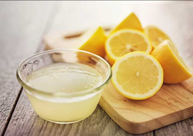 Pakistani home remedies for acne with lemon juice