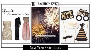 New years party theme and decoration ideas
