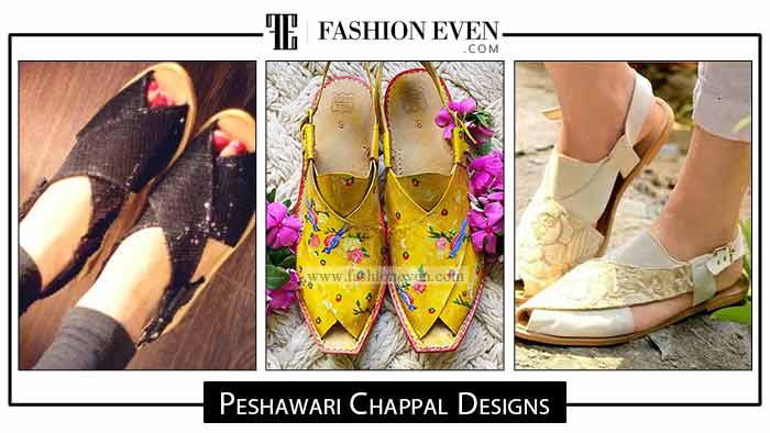 Latest Peshawari Chappal Designs For Girls In 2020