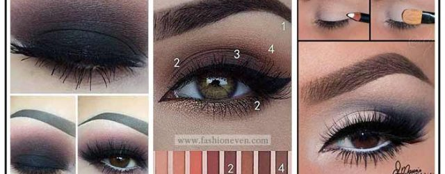 Best smokey eye makeup tutorial step by step
