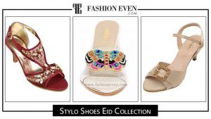 Latest stylo shoes Eid collection