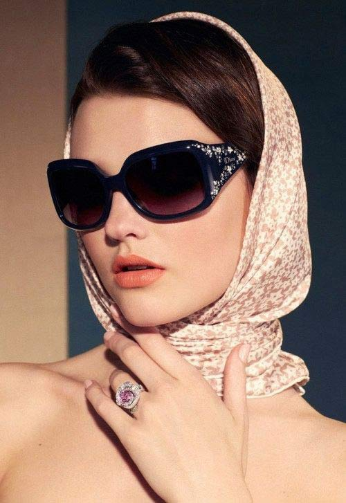 Head wrap with style