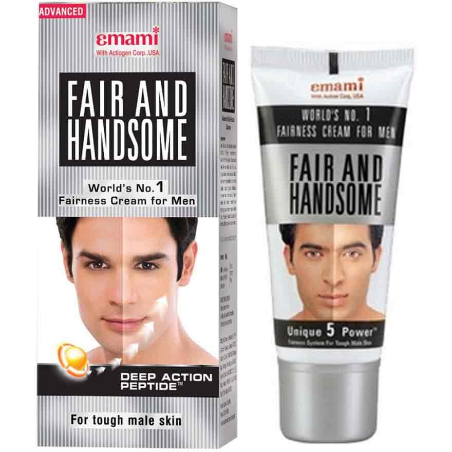 Emami fair and handsome cream for men