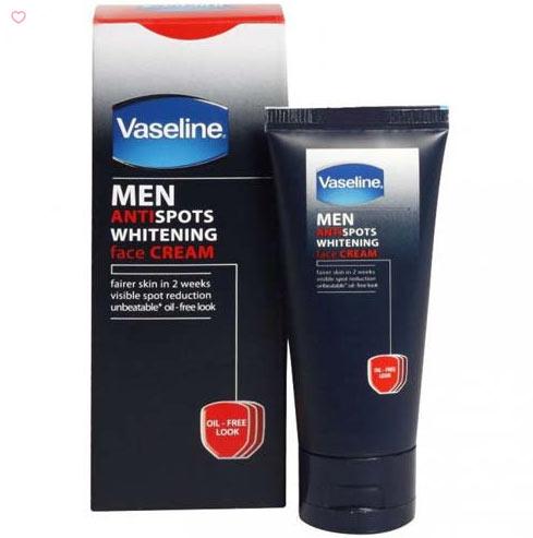 Vaseline men anti spot whitening cream for men