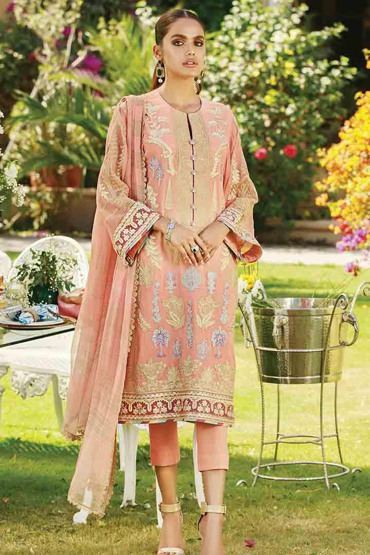 Luxury eid dress for girls